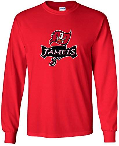 The Silo LONG SLEEVE RED Winston Tampa Bay