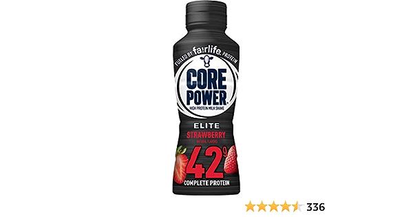 Batidos de alta proteína Core Power Elite (42 g) 14 Fl Oz ...