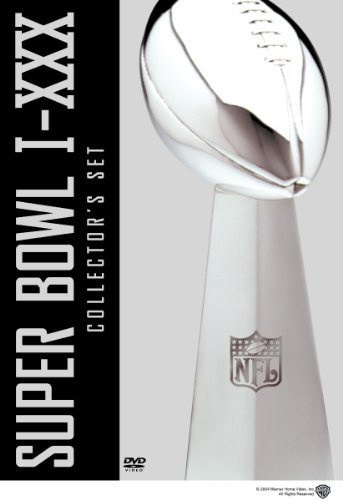 NFL Films Super Bowl Collection 3-Pack (I-XXX)