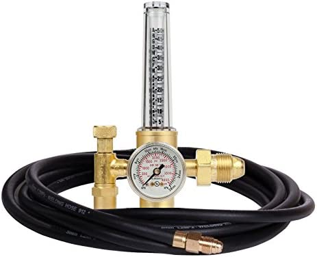 Genuine Victor G150-60-580 Argon Regulator with Hose 0781-4236