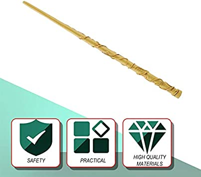 Cool Metal Core Magic Stick Cosplay para Lord Voldemort / Harry ...