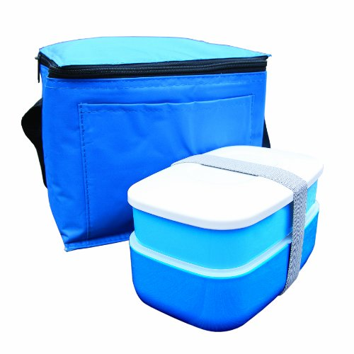 Bags for LessTM Lunch Box in a Cooler Bag with Cutlery Royal Blue