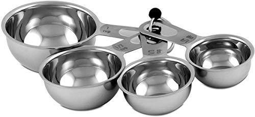 CIA Masters Collection 6 Piece Measuring Spoon Set