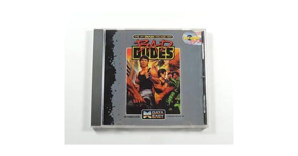 Amazon.com: Bad Dudes: Video Games