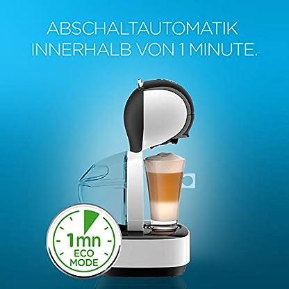 Krups KP1301 Nescafé Dolce Gusto Lumio Kapsel Kaffeemaschine, weiß, 1,0 l 4