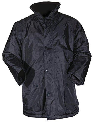 Blackrock Manteau Uniforme Veste pour homme–Noir, L