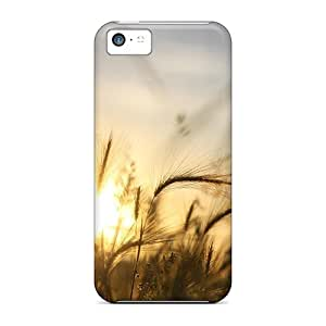 Tpu Case Cover For Iphone 5c Strong Protect Case - Lovely Day Design