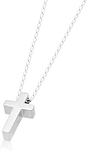 Amazon Com Delicate Simple Cross Necklace Dainty Cross Necklace