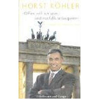 Read Online Offen will ich sein - und notfalls unbequem: Ein Gespr?ch mit Hugo M?ller-Vogg (Paperback)(German) - Common ebook