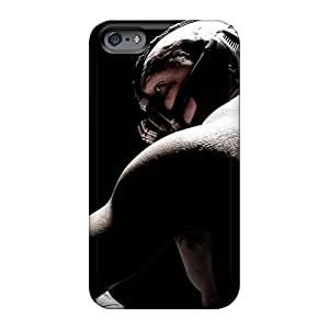 Apple Iphone 6 Plus PkR1192IWzJ Support Personal Customs Colorful Tom Hardy As Bane In Dark Knight Rises Skin Excellent Hard Phone Case -TrevorBahri