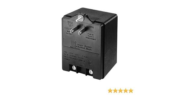 Plug-In Transformer,120V In//24V Out,35VA SLOAN ETF-233
