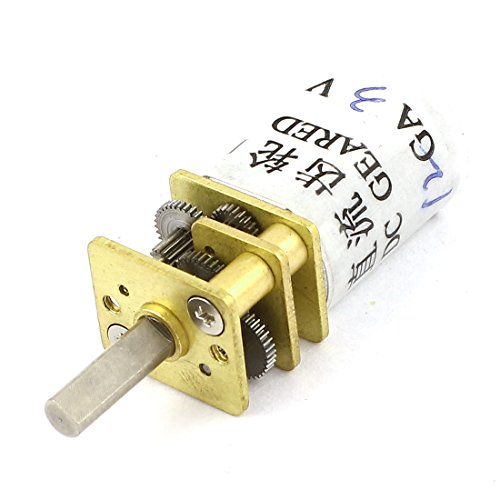 12mm DC 3V 50RPM Speed Reducing Electric Gear Box Mini - Electric Accessories Gears