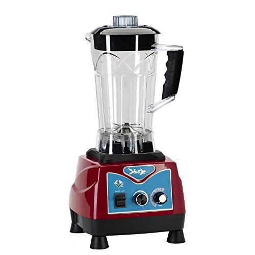 LA Vegan Shark 3 Horse Power Blender Professional High Performance nut milk /Smoothie Maker ()