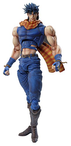 Medicos JoJo's Bizarre Adventure: Part 2--Battle Tendency: Joseph Joestar Super Action Statue (Released)