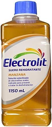Electrolit Manzana Plast, 1150 ml