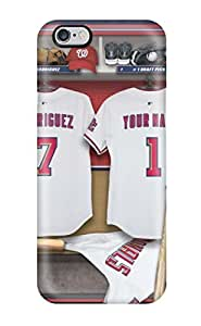 Best washington nationals MLB Sports & Colleges best iPhone 6 cases 5279862K688556872