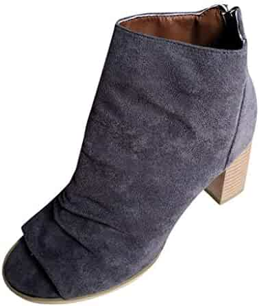 d918d29a3660a Shopping Grey or Clear - Under $25 - Boots - Shoes - Women ...