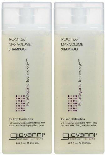 (Giovanni Root 66 Max Volume Shampoo - 8.5 oz - 2 pk)