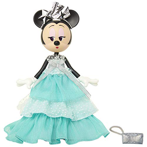 Disney Minnie Mouse Doll Glamour Gala Special Edition Set