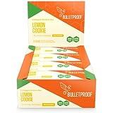 Bulletproof Collagen Protein Bars 12 Bars (Lemon Cookie)