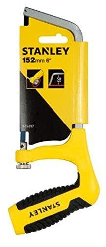 Stanley Mini-Metallsäge mit Pistolengriff, 150mm Klingenlänge, 1-15-317