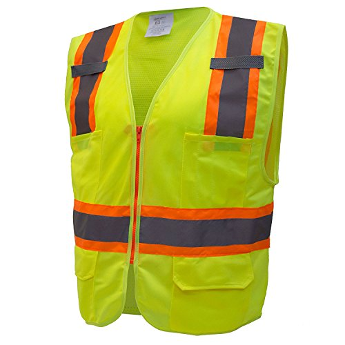 Safety Visibility Reflective Strips Pockets