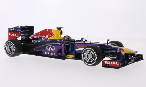 Red Bull Renault RB9, No.1, Red Bull racing, Infiniti, formula 1, GP India, 2013, Model Car, Ready-made, Minichamps - Made Model India In
