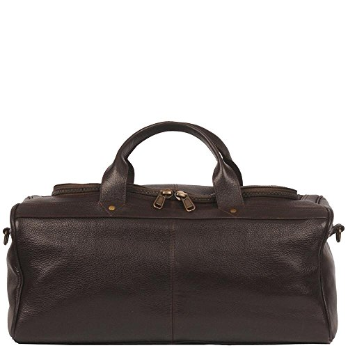 Wilsons Leather Womens Pebbled Duffel product image