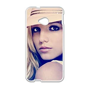 Happy britney spears Phone Case for HTC One M7