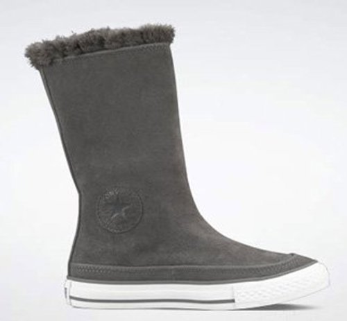 Converse CT Beverly Boot Hi Kids gray