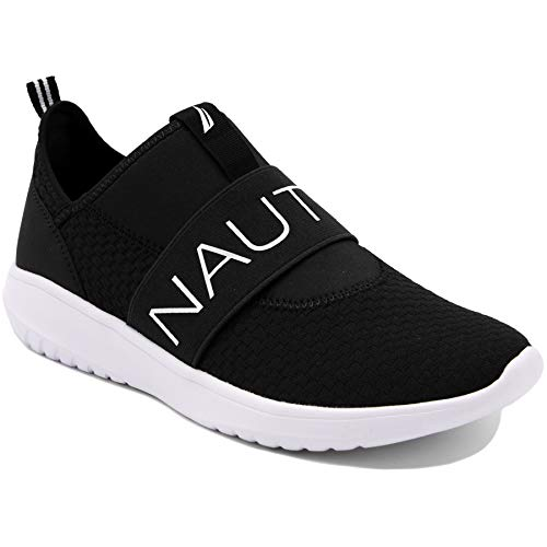 Nautica Women Fashion Slip-On Sneaker Jogger Comfort for sale  Delivered anywhere in USA