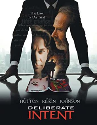 Deliberate Intent [Alemania] [DVD]: Amazon.es: Timothy Hutton ...