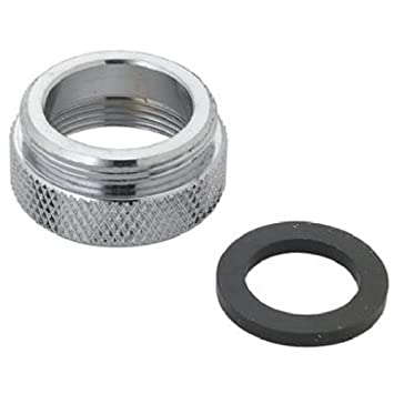 price pfister faucet aerator. BrassCraft SF0006X Aerator Adaptor for Kohler and Price Pfister Faucets  with 3 4 Inch