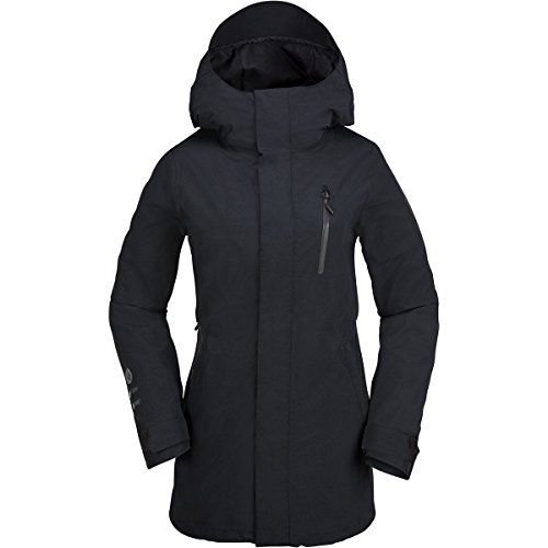 Volcom Gore-Tex Hooded Jacket - Women's Black, XL