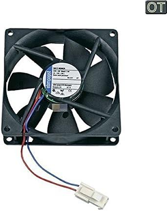 Ventilador 1,1 W, 12 V para refrigeración taquilla 6108098 ...