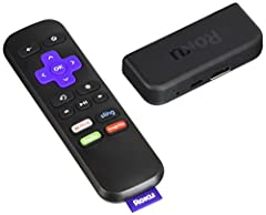 Get the Roku streaming player experience at an incredible price. The all new Roku Express―1080p HD streaming made easy. Set up is effortless. Kick back and enjoy access to 450,000+ movies and TV episodes across 4,500+ paid or free channels, i...