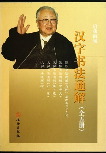Read Online 汉字书法通解 (套装共5册) PDF