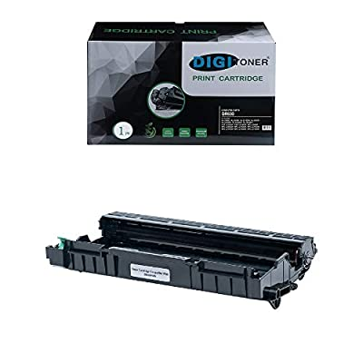 DIGITONER High Yield Compatible Drum Unit Replacement for Brother DR630 DR-630 High Yield Drum for HL-L2300D, HL-L2305W, HL-L2320D, HL-L2340DW, HL-L2360DW, HL-L2380DW; DCP-L2520DW, DCP-L2540DW
