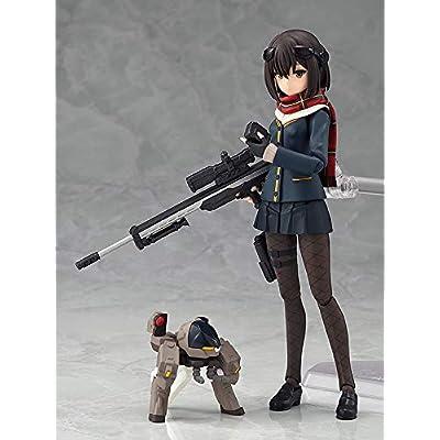Max Factory Arms Note: Long-Range JoshiKosei Figma Action Figure: Toys & Games