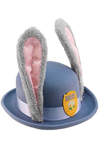 Amazon.co.jp: ディズニー ズートピア ジュディホップス うさ耳 帽子 ハット 子供用 コスプレ 仮装 [並行輸入品]  服&ファッション小物