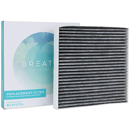 Infinite Auto (CF10134) Cabin Air Filter Replacement for Honda Accord, CR-V, Civic, Odyssey, Pilot, Ridgeline, Crosstour, Acura CSX, ILX, MDX, RDX, RL, RLX, TL, TLX, TSX & ZDX