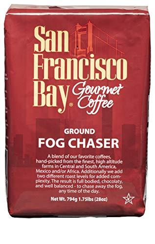 San Francisco Bay Coffee, 28 Ounce Fog Chaser, Ground Coffee