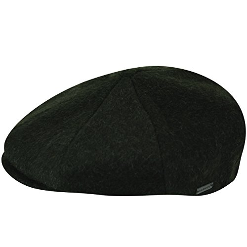 Kangol Men's Tweed Ripley, Hunter Mix, XL ()