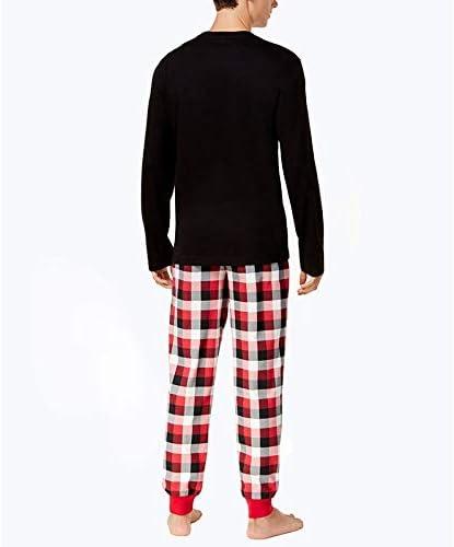 Conjunto de pijamas de Navidad para adultos y niños con ...