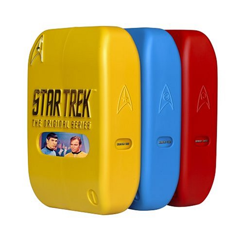 Star Trek The Original Series - The Complete Seasons 1-3 by Paramount Pictures