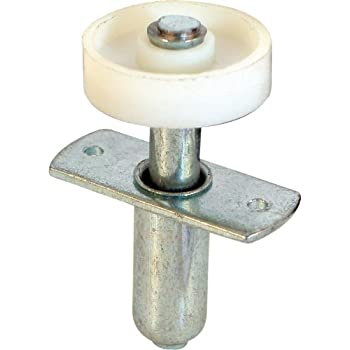 Prime-Line  Top mount Bi-fold Door Guide  Silver  1 pk