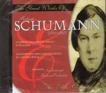 The Great Works of Robert Schumann 1810-1856, The Elite Collection 1810 Collection
