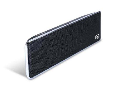 iSound  GoSonic Rechargable Portable Speaker (Black)