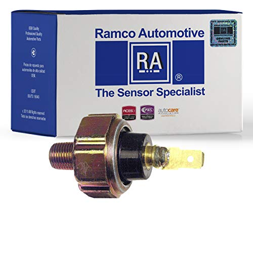 2013 Chrysler Sebring Jx - Ramco Automotive, Engine Oil Pressure Switch, Compatible with Wells PS123, Standard Motor Products PS160 (RA-OPS1027)