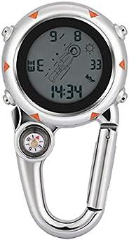 QUUREN Outdoor Sport Watches, Astronaut Digital Watch Waterproof Quartz Watch Backpack Belt Mountaineering Wat